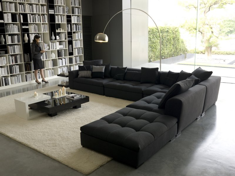 Eureka Sectional