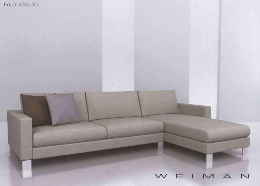 Italia Sectional Sofa
